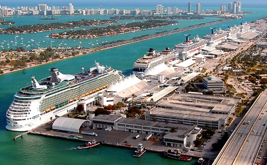 fort lauderdale to port of miami